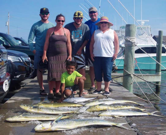 Hatteras harbor fishing reports for Whitakers fishing report