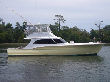 Carolina Girl Charter Boat